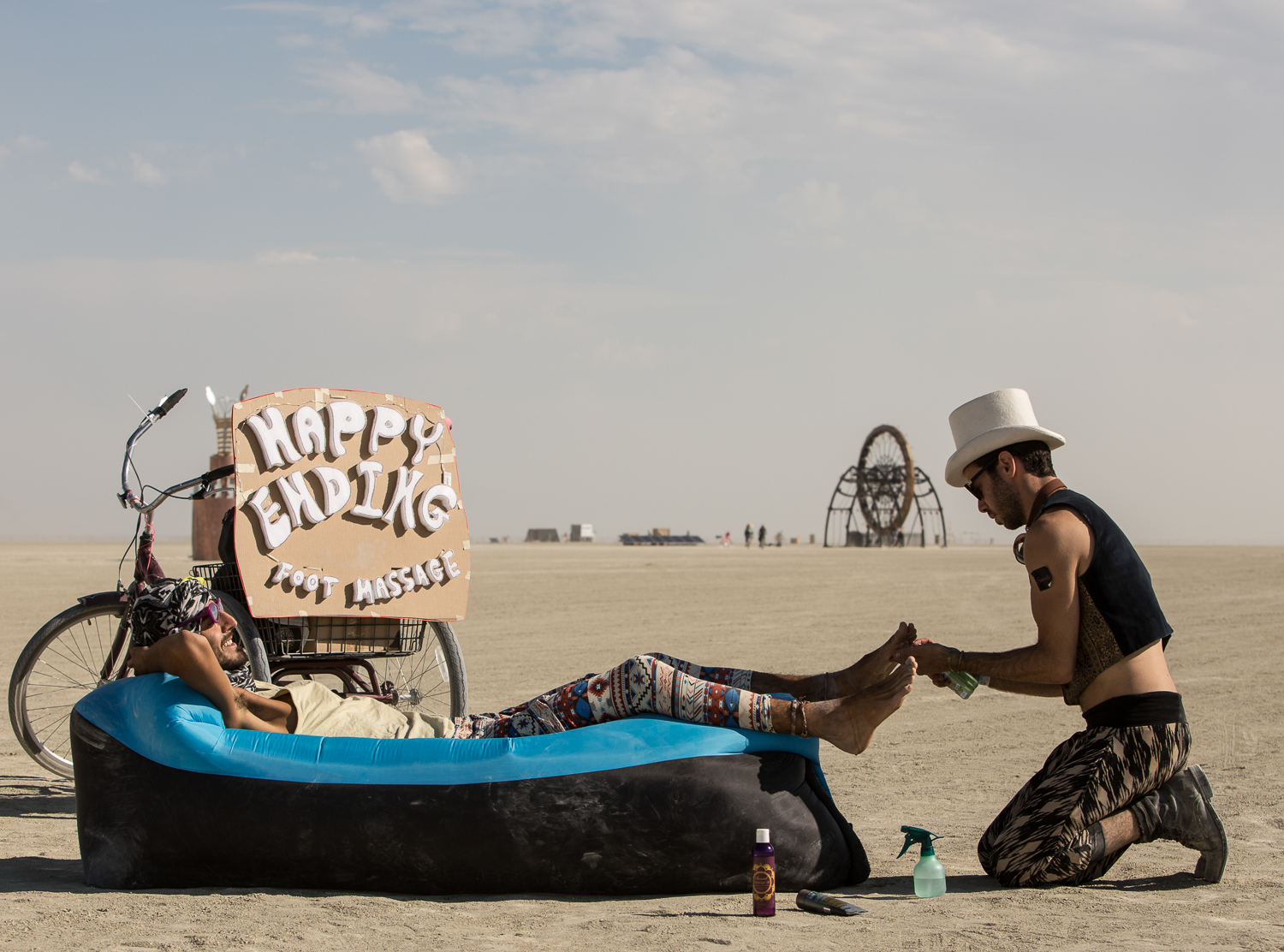 burning man procrastinators guide