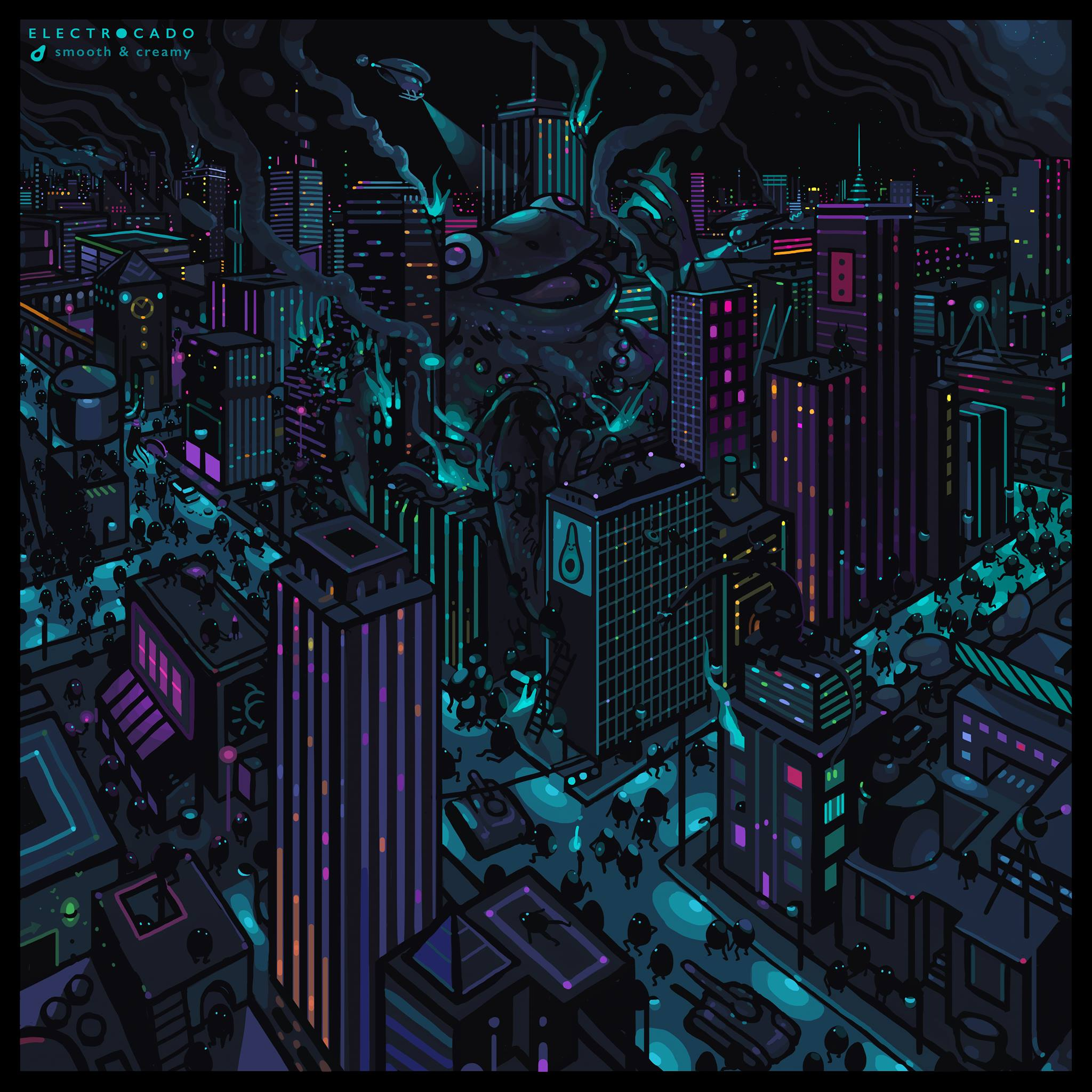"""Electrocado's """"Smooth & Creamy"""" Mau5trap EP Takes House Amalgams To Unforeseen Heights"""