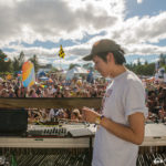 Giraffage - What The Festival 2017 - The Sights And Sounds - Photo by: Kris Kish