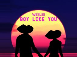WESLEE's 'Boy Like You' Celebrates Love & Beauty In Nothingness