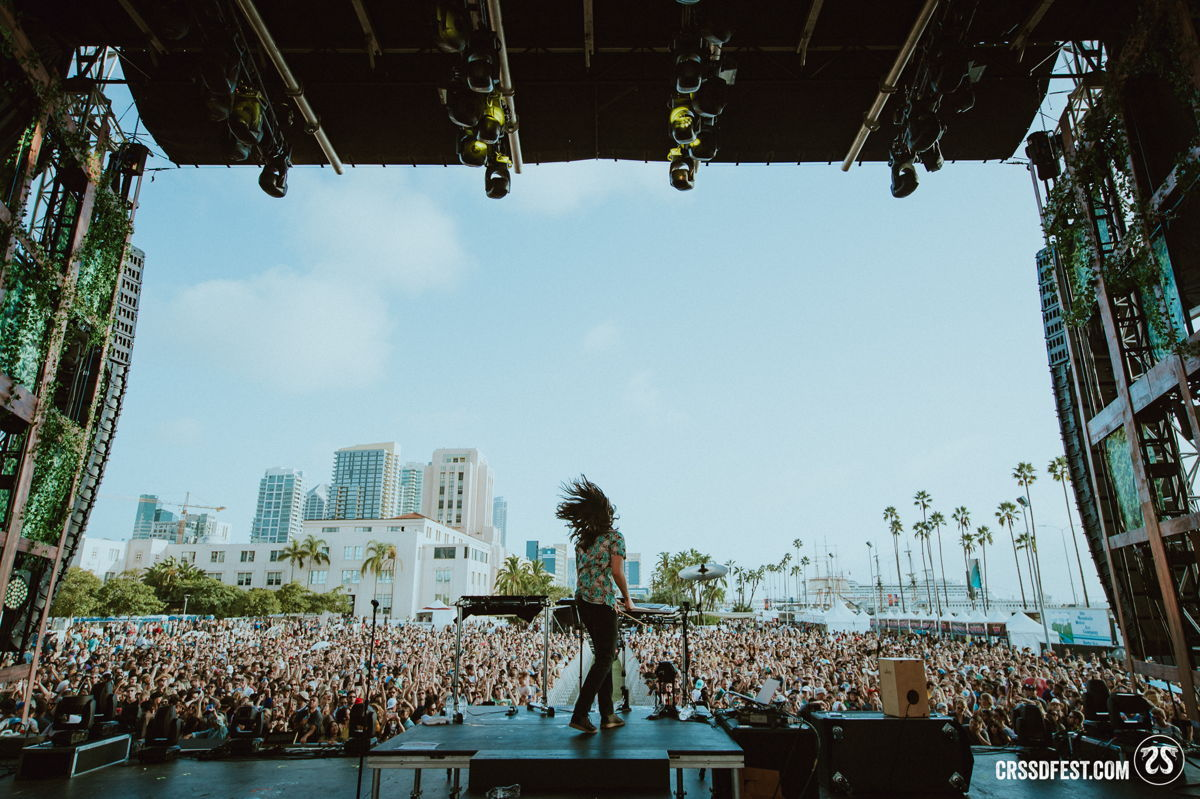CRSSD Festival 2018 Lineup Announced: You Should Really Make This Your First Festival of the New Year