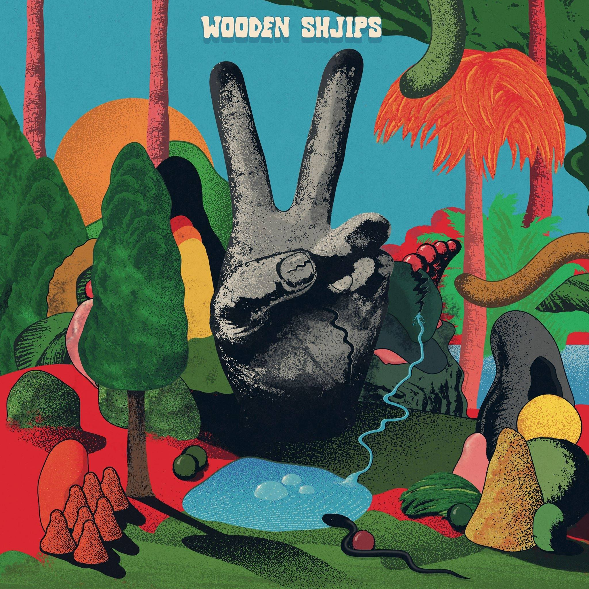 Wooden Shjips prelude new LP with desert mirage, 'Staring At The Sun'