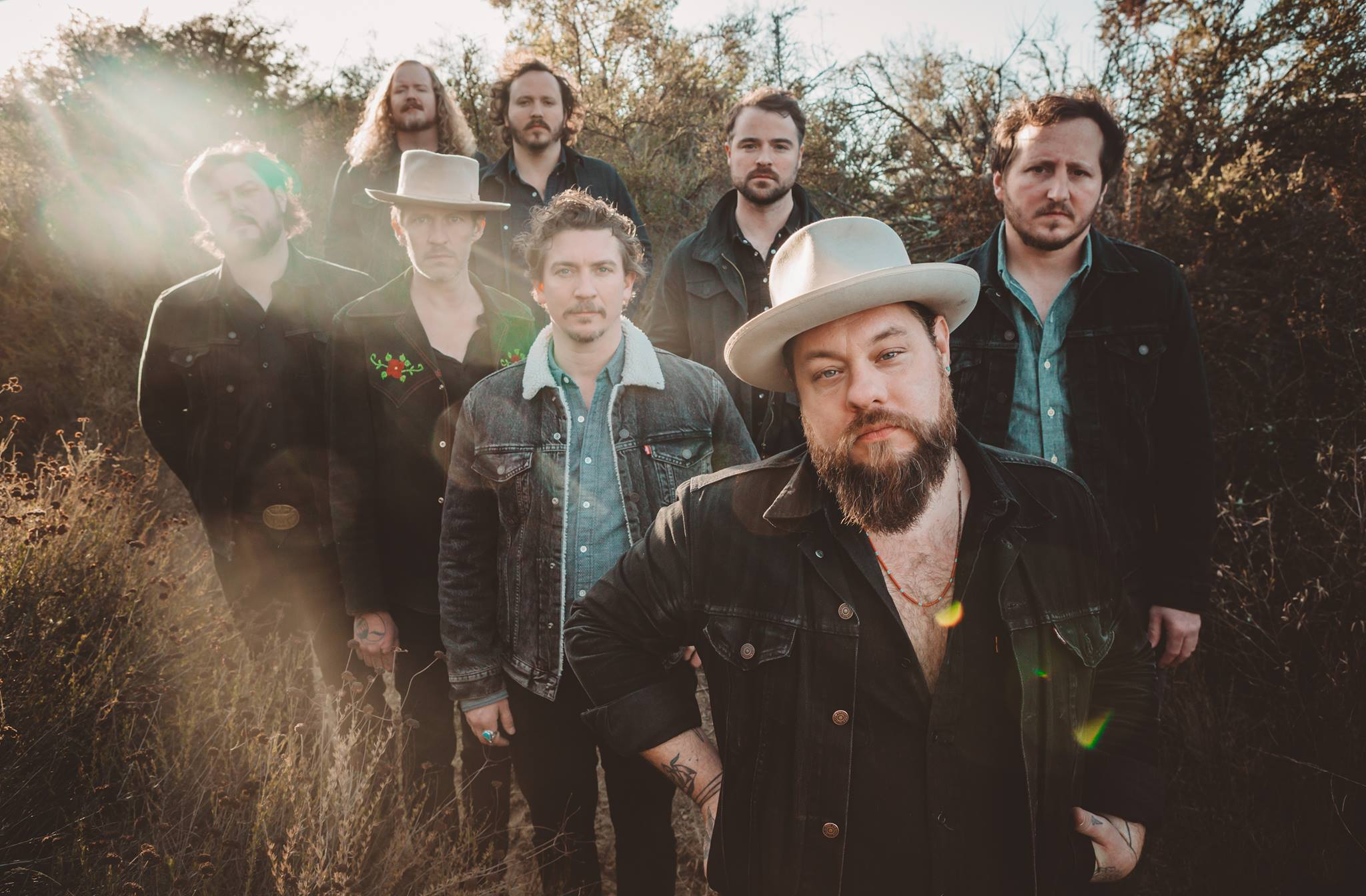 "Nathaniel Rateliff & The Night Sweats Leave It All Out There With New Single, ""You Worry Me"""