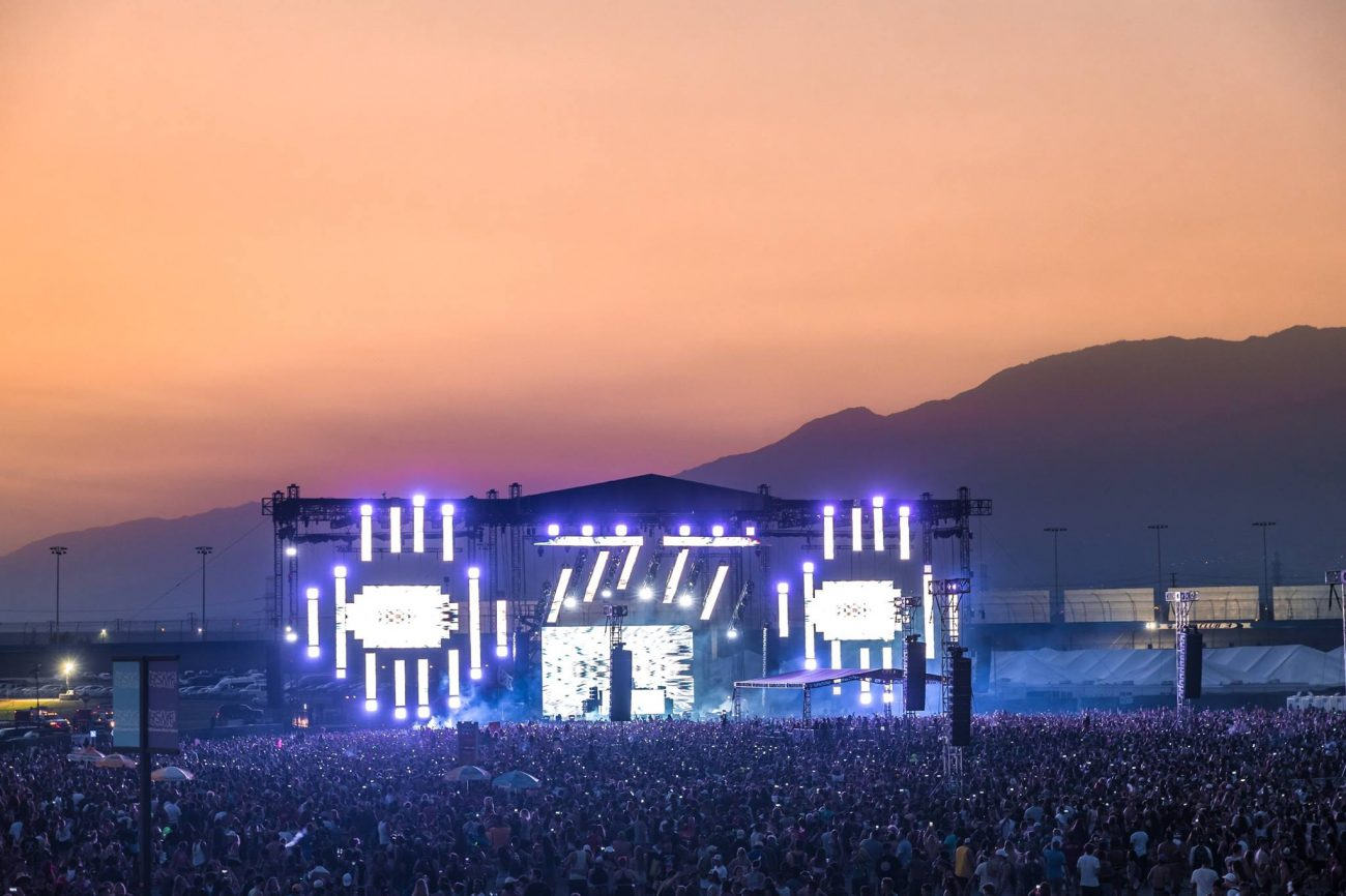 HARD To Host cosmicMEADOW Stage At EDC Las Vegas 2018