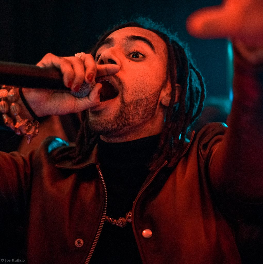 Vic Mensa Towkio Album Party