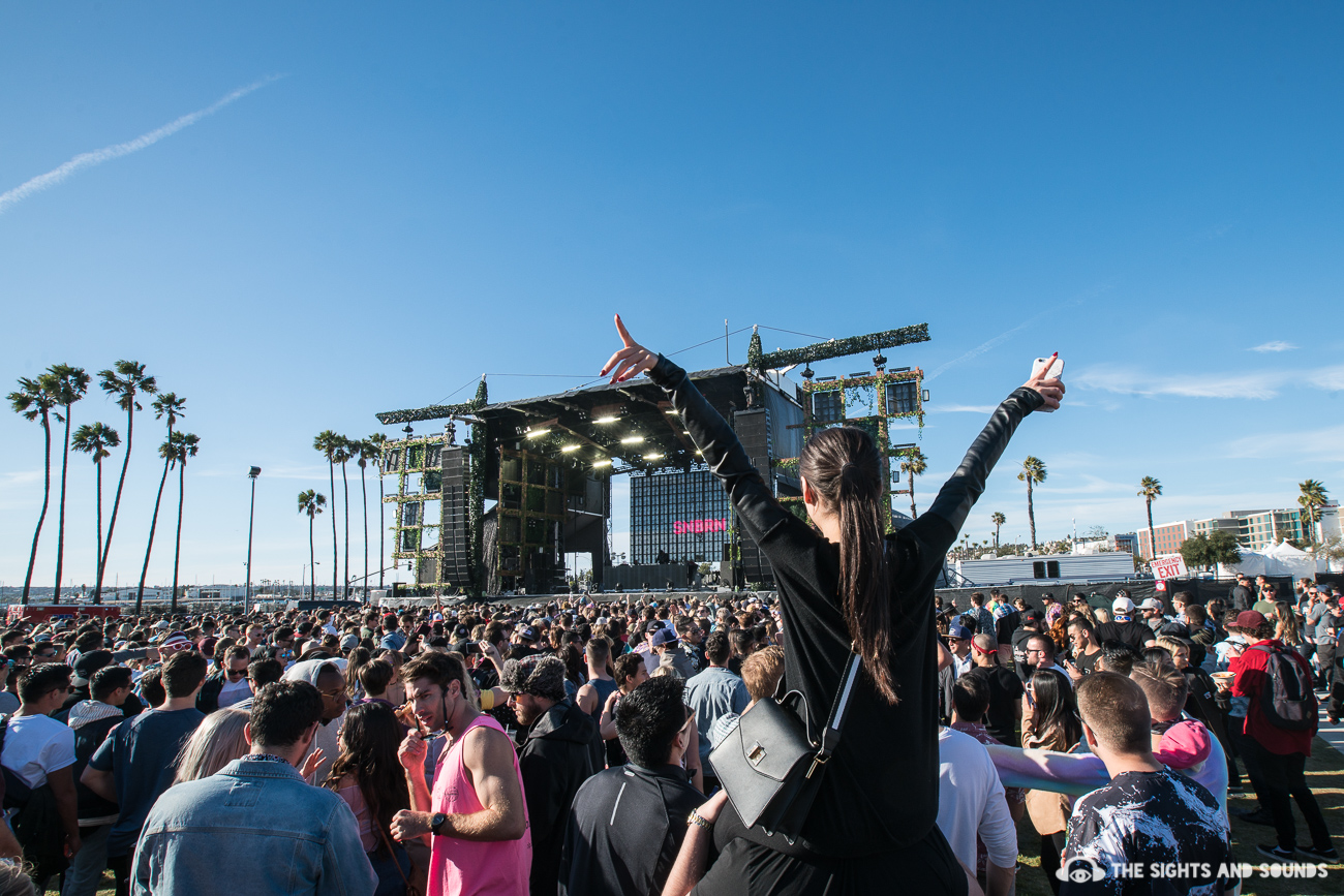How To Throw A Music Festival: A CRSSD Festival 2018 Guide