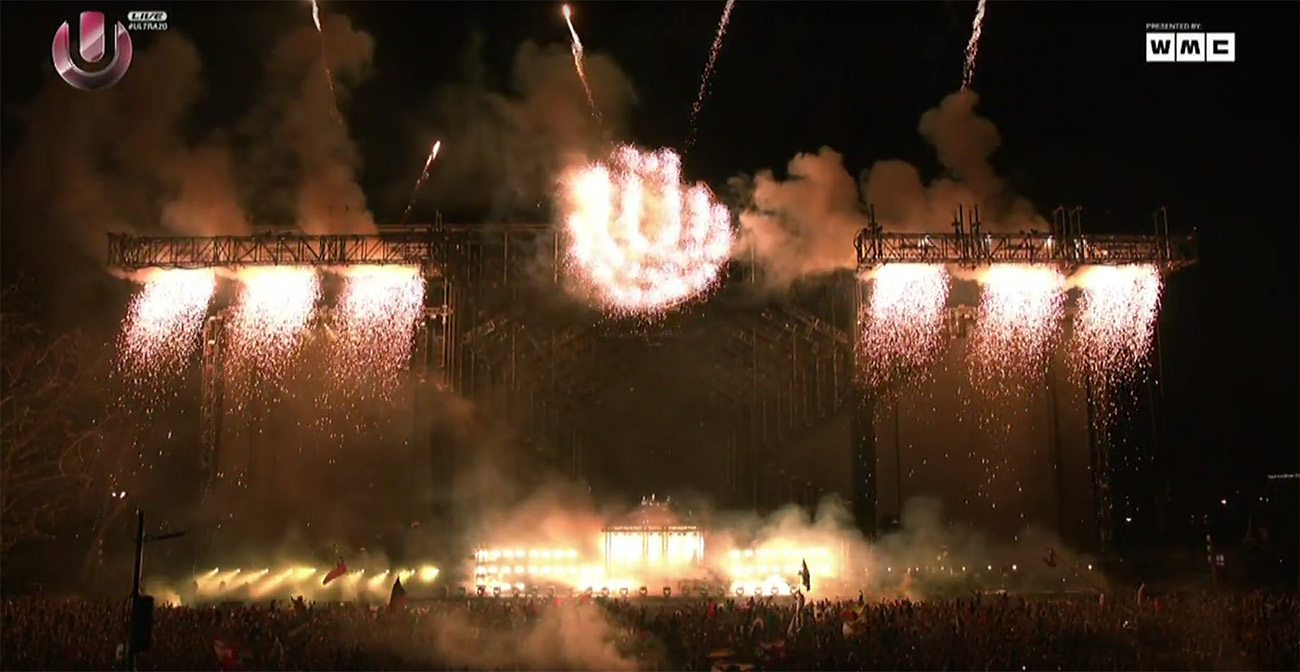 Swedish House Mafia Reunion at Ultra 2018 Screenshot