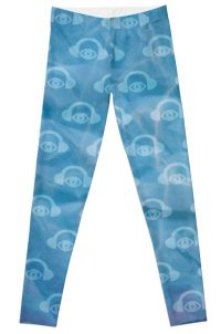 Summertime Water Works Leggings