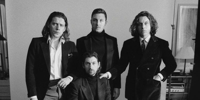 Get On Your Dancing Shoes: Arctic Monkeys Detail New Album, 'Tranquility Base Hotel & Casino'