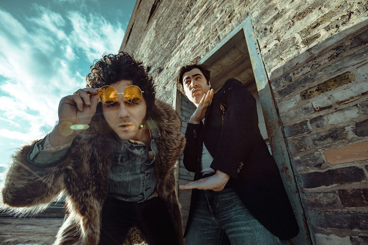 "French Horn Rebellion & Patawawa Are Trying Hard To Be Your ""Mr. Romantic"""