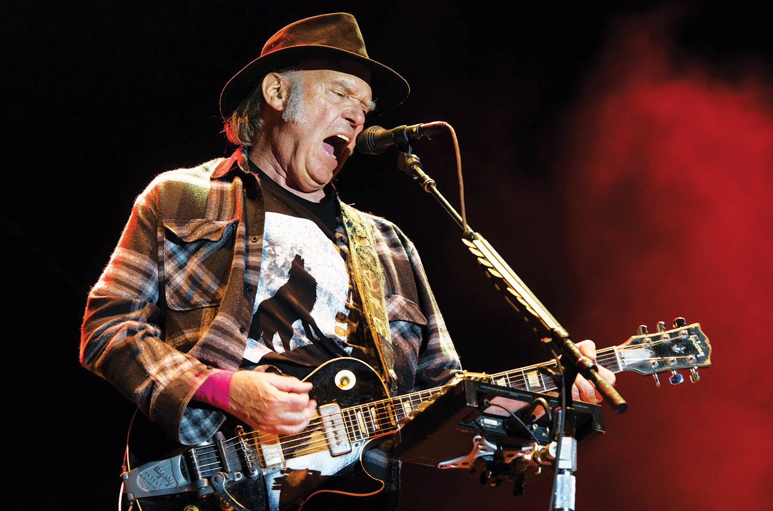 Neil Young To Embark on Solo Summer Tour
