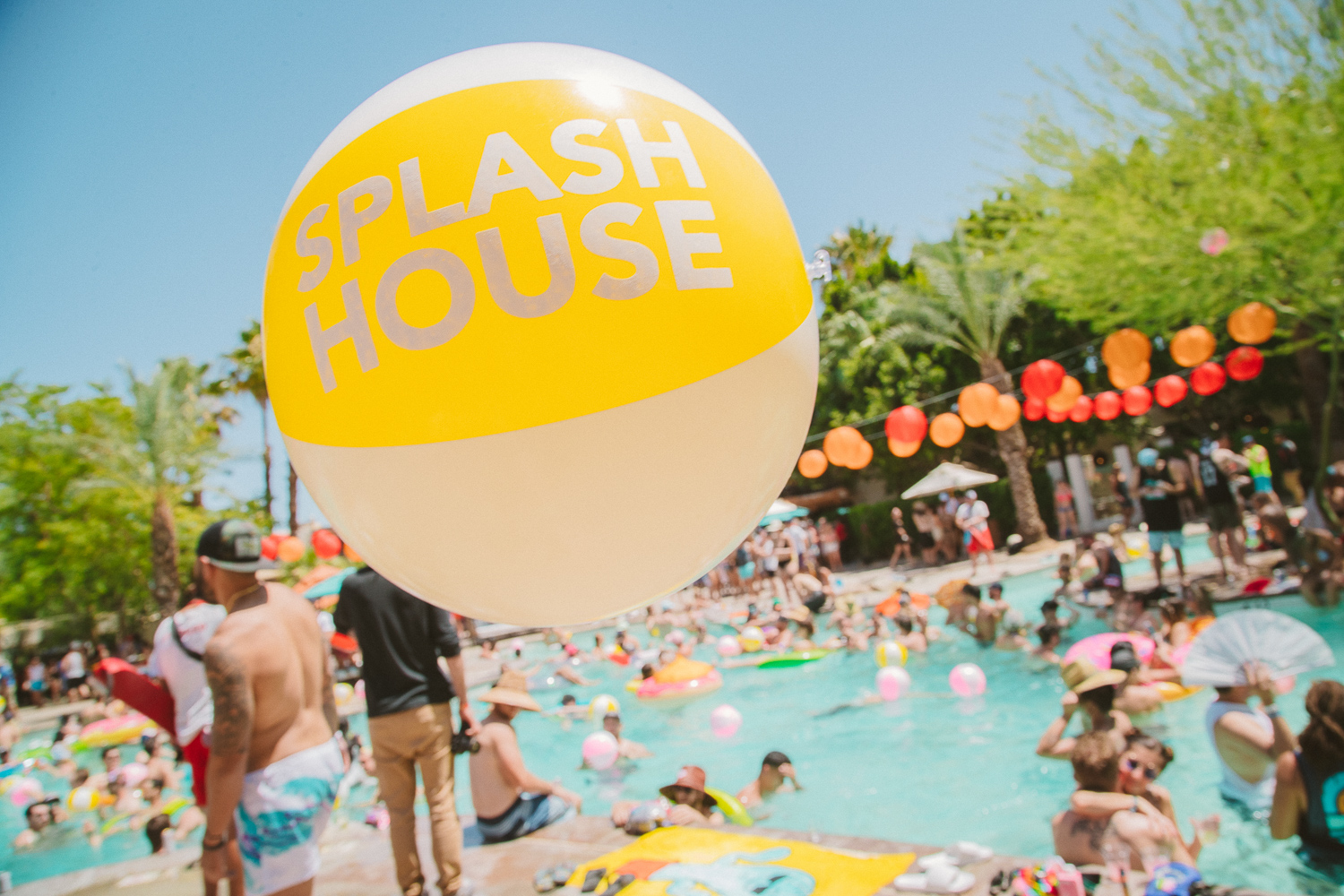 Splash House 2018 , Courtesy of Goldenvoice.