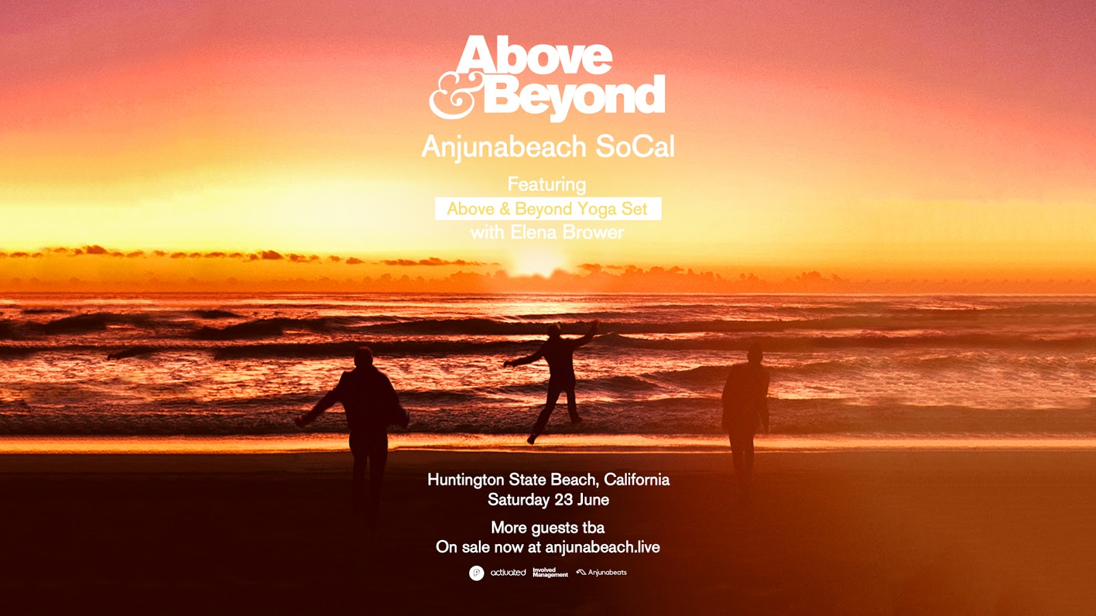 Up-Level Your Yoga Practice With Above & Beyond At AnjunaBeach
