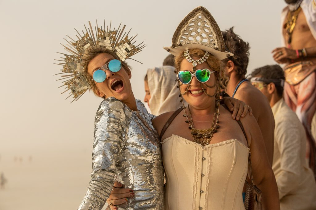 Burning Man 2018, music festival travel