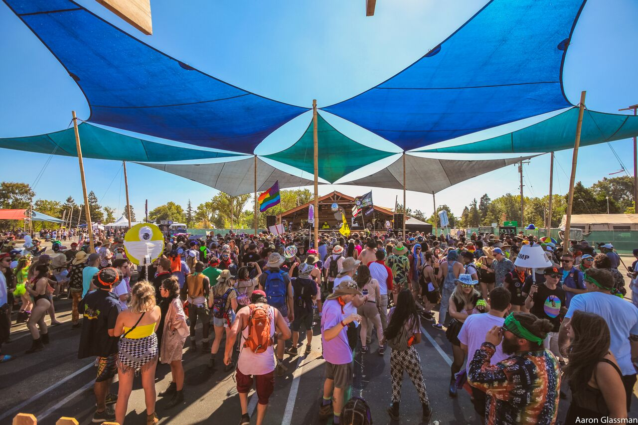 Dirtybird Sets High Bar For California Camping Festivals