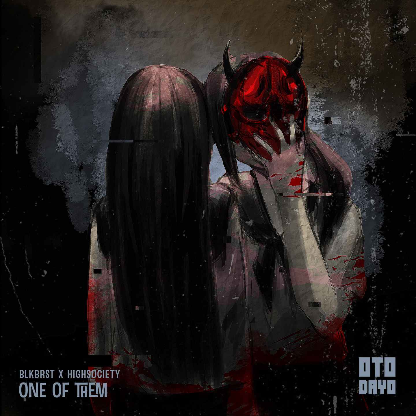"BLKBRST and HIGHSOCIETY Collaborate on Sci-Fi Inspired ""One of Them"""