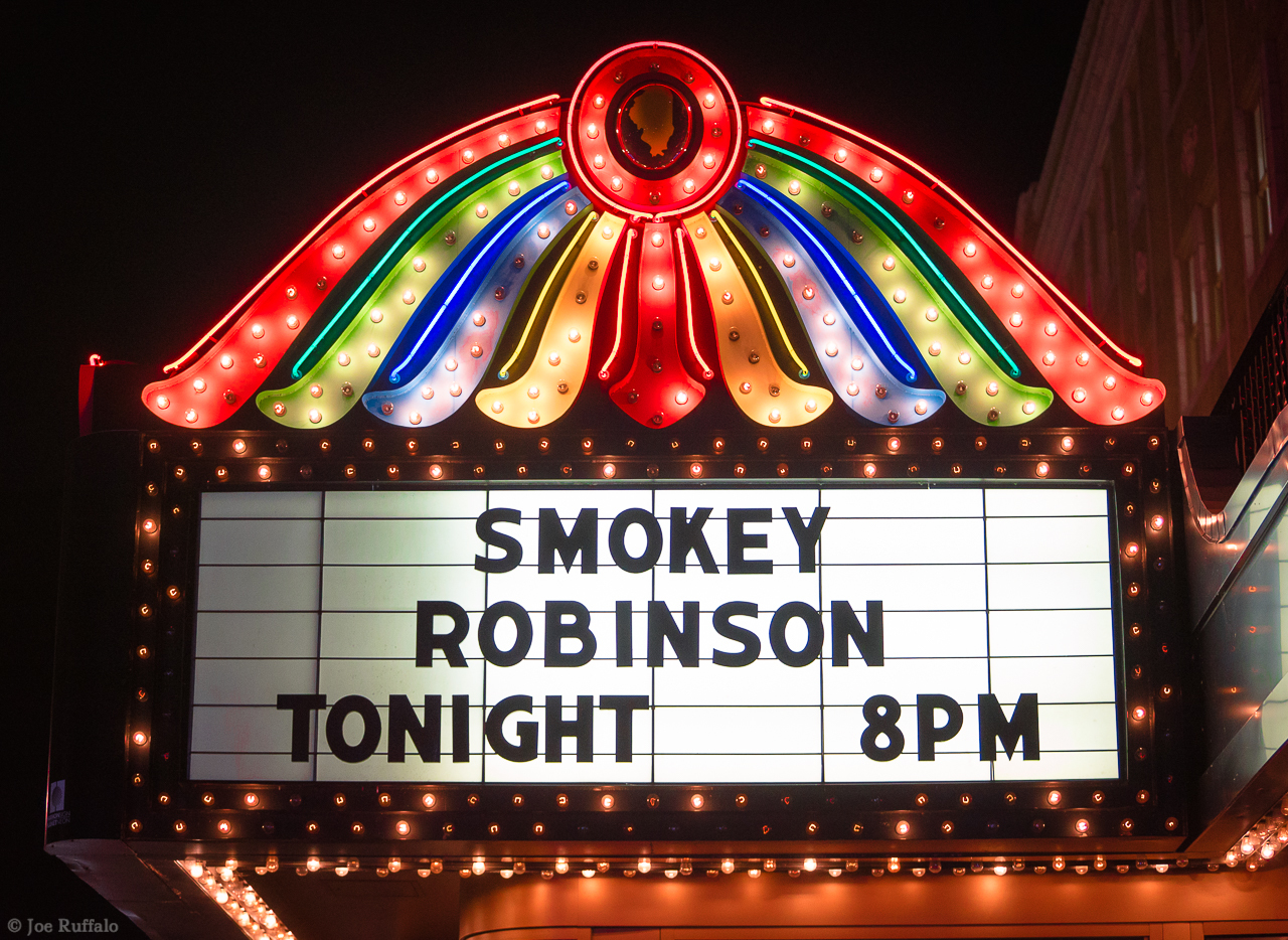 Smokey Robinson Returns to Waukegan In Fine Form