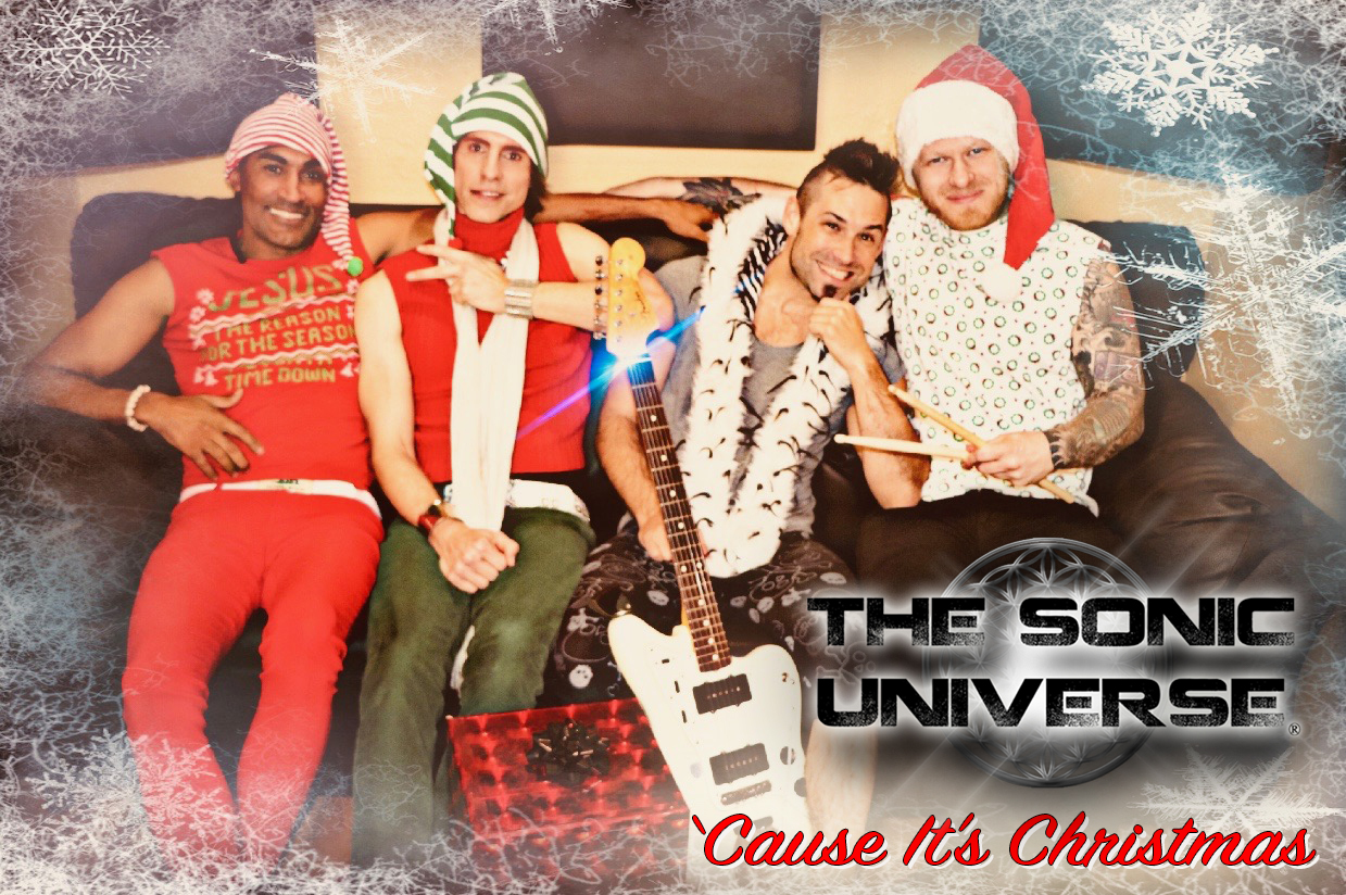 Premiere: The Sonic Universe Debuts New Christmas Classic