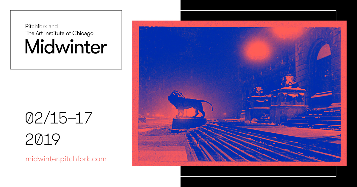 Pitchfork To Host Midwinter Music Festival At Art Institute of Chicago
