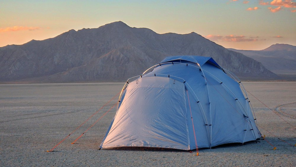 [Review] There's No Place Like No Bake Tent