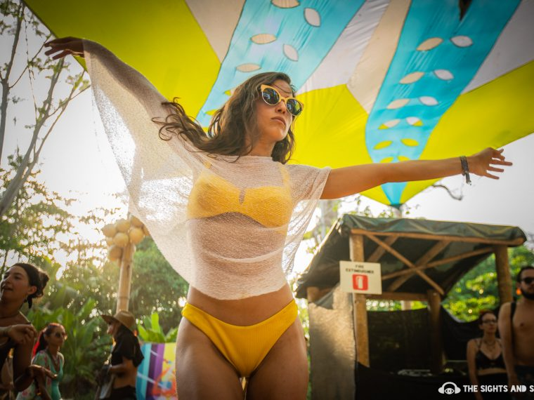 Envision Festival – Kris Kish – The Sights And Sounds-19