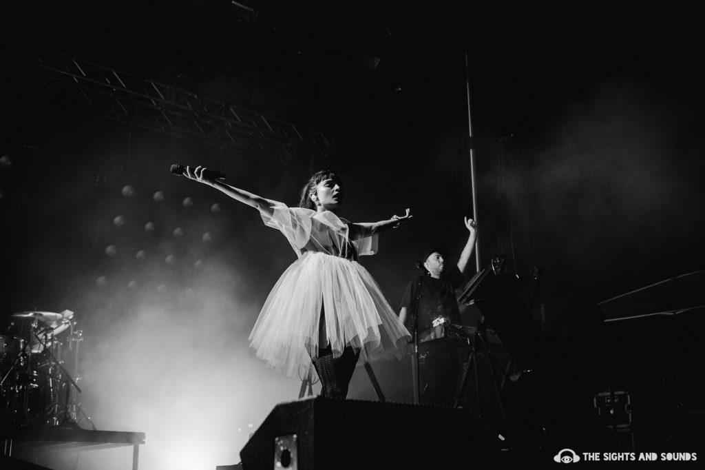 CHVRCHES, Fortress Festival 2019, Photo by: Dustin McLaughlin