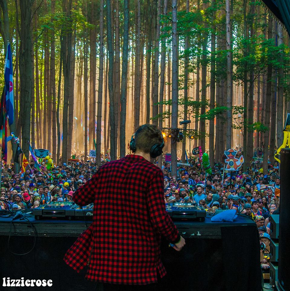 electric forest 2019 lizzie rose