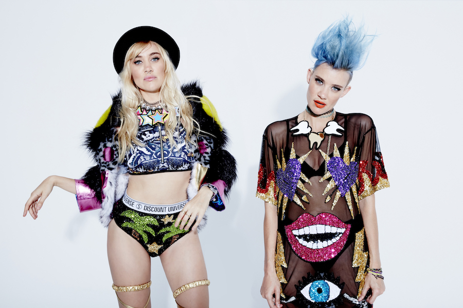 "NERVO Releases Dance/Pop Anthem ""Worlds Collide"" on Thrive Music"