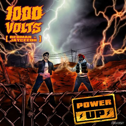 Redman Joins Forces with Jayceooh for 1000volts EP Power Up