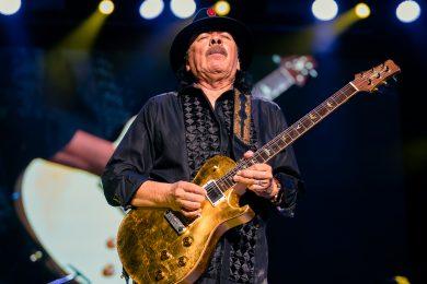 Carlos Santana – Joe Ruffalo