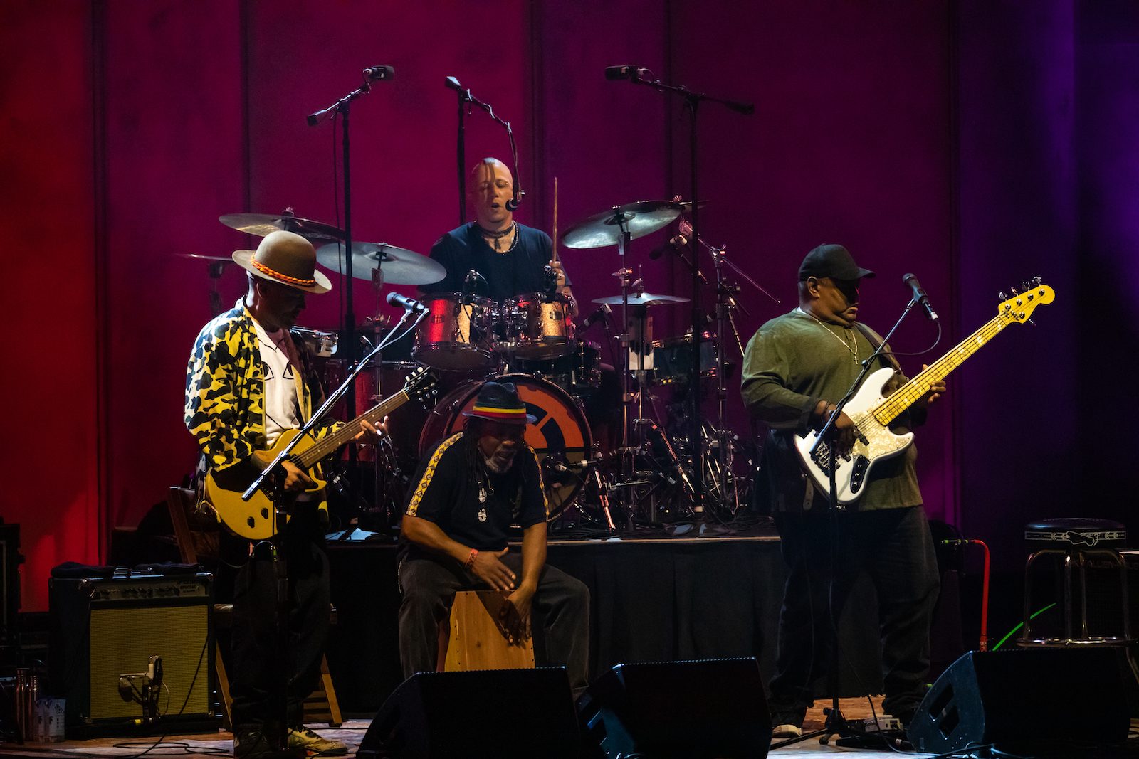 Ben Harper Delivers Magnetic Performance at Hollywood Bowl