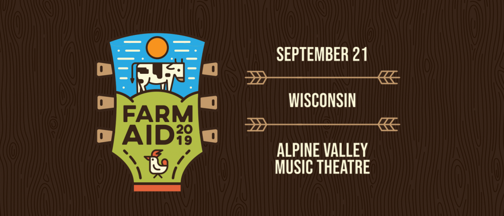 Farm Aid 2019 Helps Restore Hope For Home Grown Agriculture