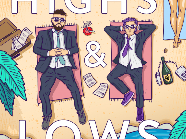 Highs & Lows EP 1200 x 1200