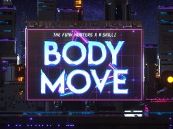 Body Move Artwork
