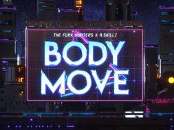 Body Move Artwork
