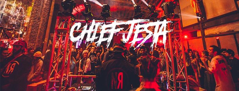 """Chief Jesta Shares Dynamic Drum & Bass Track """"Hypnowub"""""""