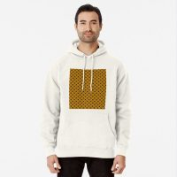mellow yellow mens pullover hoodie