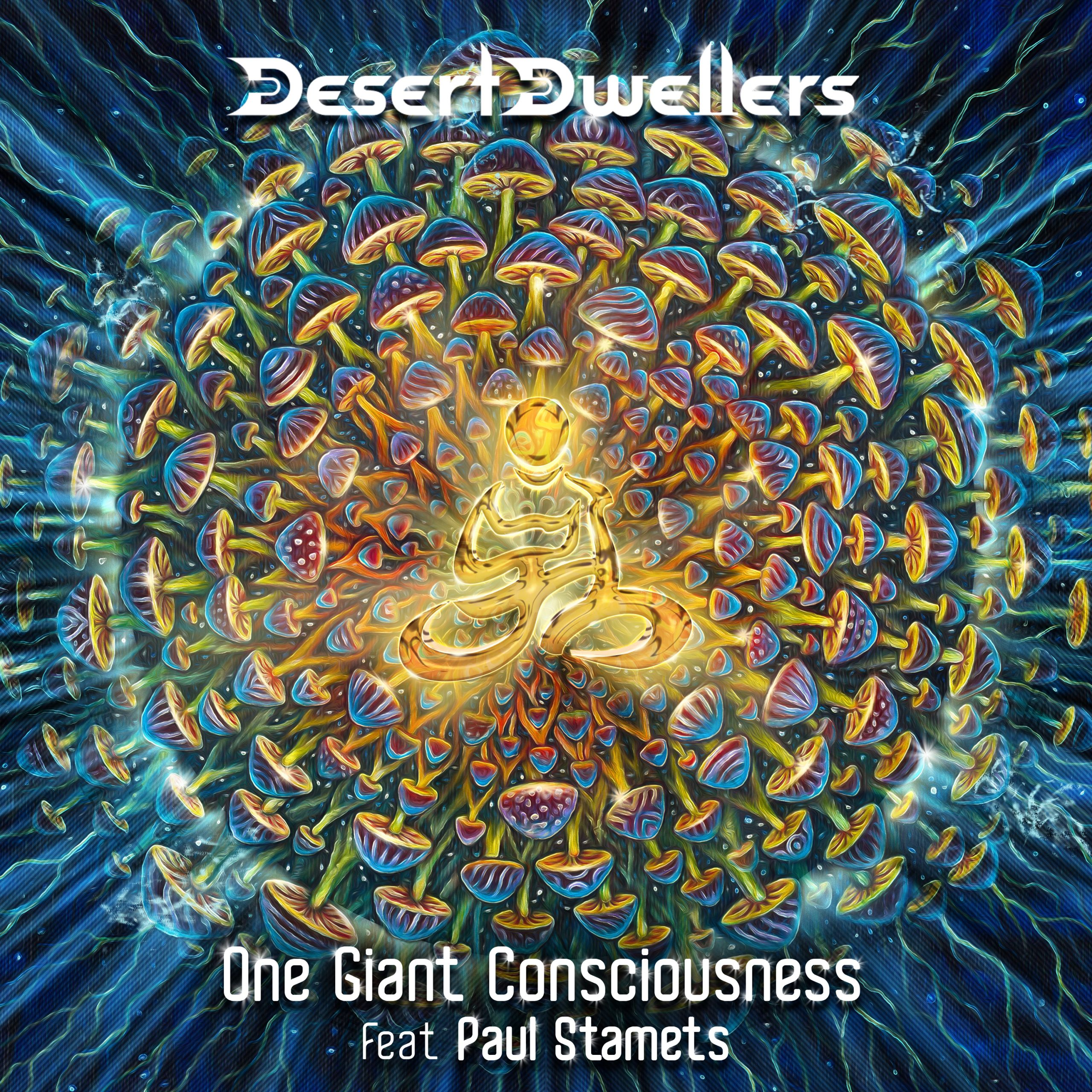 Desert Dwellers Shares One Giant Consciousness Remix EP