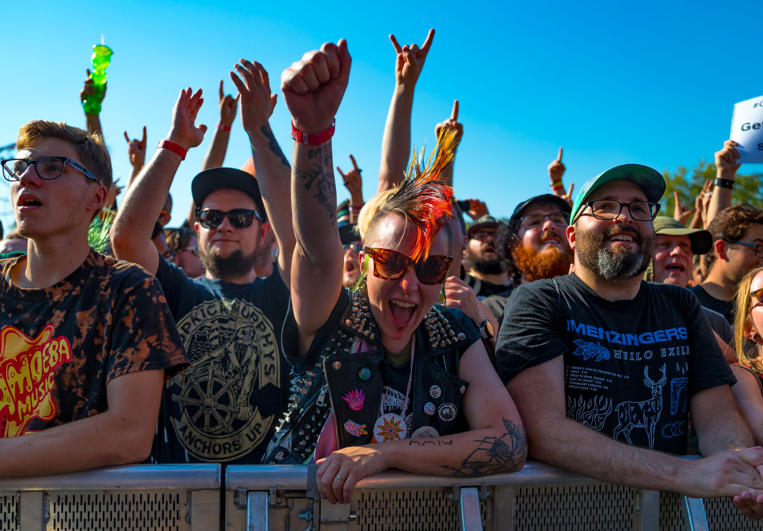 Riot Fest Brightens A Dull Year In 2021 Return To Douglass Park